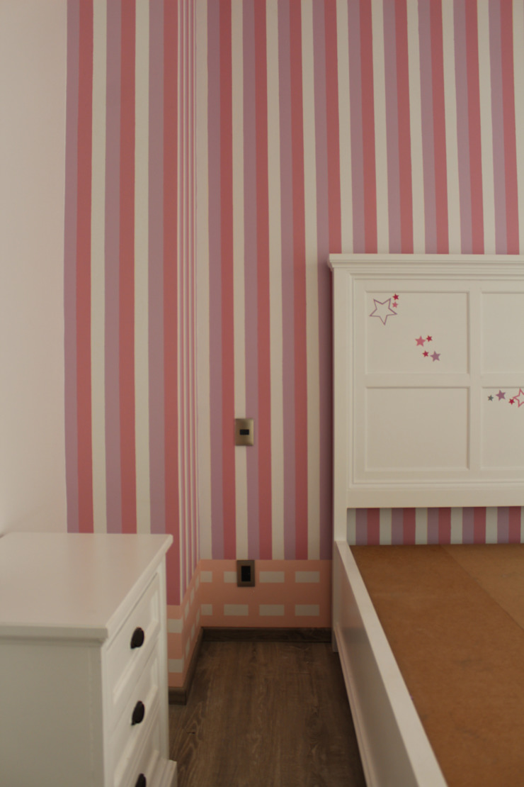 TP618 Eclectic style bedroom Ceramic Pink