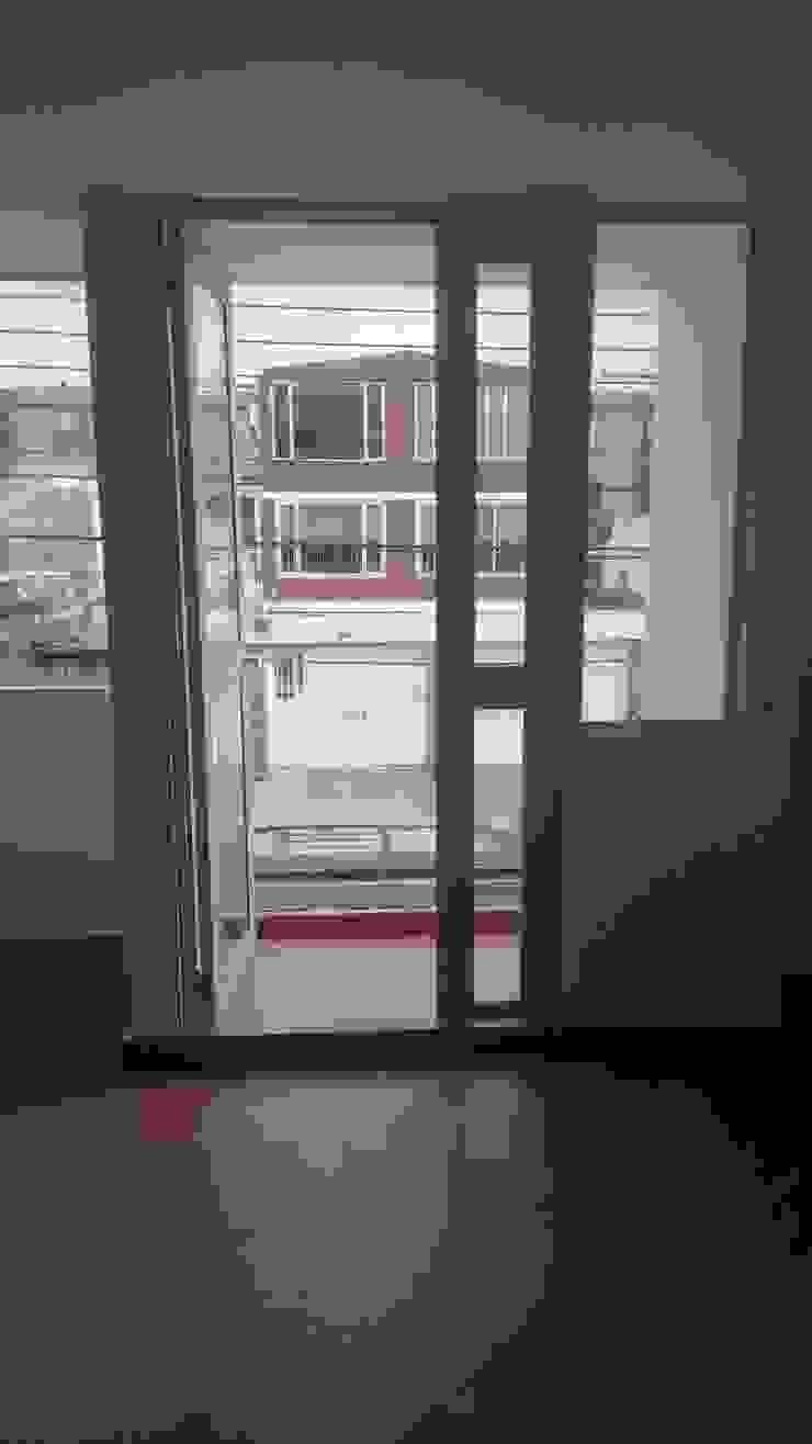 CASAS MODELIA. Habitaciones modernas de CELIS & CELIS INGENIEROS CONSTRUCTORES S.A.S Moderno