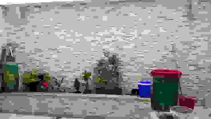 CASAS MODELIA.: Jardines de estilo  por CELIS & CELIS INGENIEROS CONSTRUCTORES S.A.S, Rústico