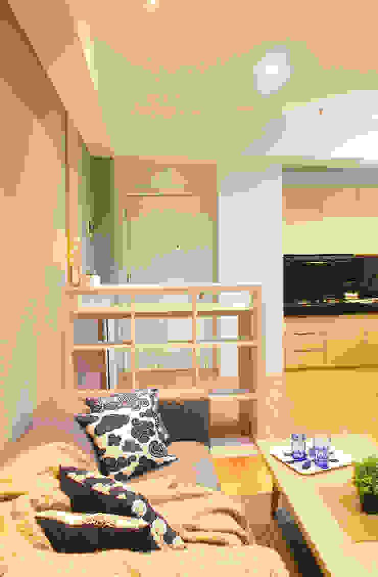 Kitchen Dapur Gaya Skandinavia Oleh TIES Design & Build Skandinavia