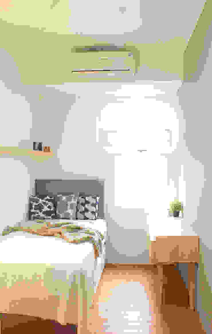Child Bedroom Kamar Tidur Gaya Skandinavia Oleh TIES Design & Build Skandinavia
