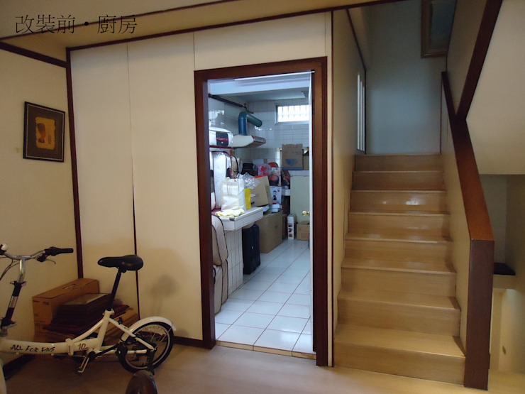 彰化T宅: 現代  by Ho.space design 和薪室內裝修設計有限公司, 現代風