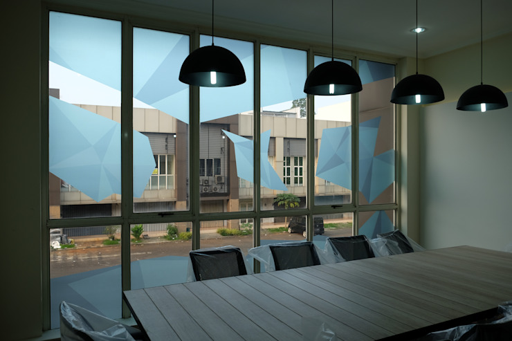 Industrial Office : industrial  by a+Plan Architect and Interior Works , Industrial