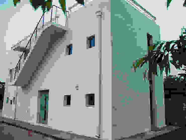 유리공방 모던스타일 주택 by 디자인모리 모던