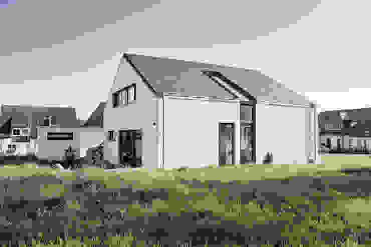 Wohnhaus H1 Thobrock Architekten Einfamilienhaus