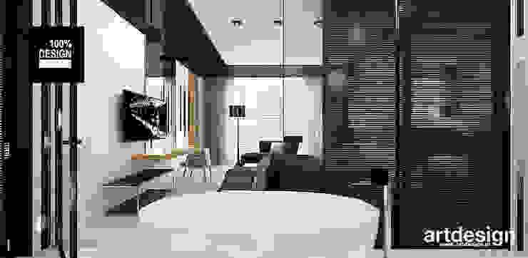 Salle de bain moderne par ARTDESIGN architektura wnętrz Moderne