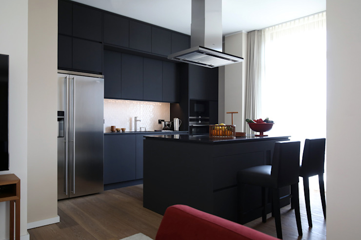 Kitchen tredup Design.Interiors KitchenCabinets & shelves