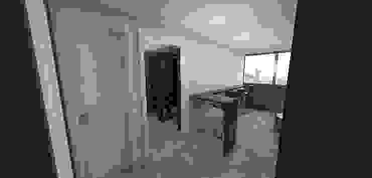 Residência em Containers – Bombinhas/SC por Petillo Arquitetura Moderno MDF