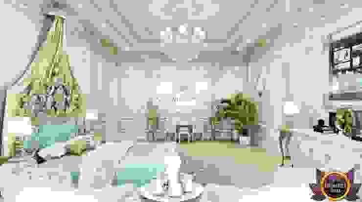 Luxury Master bedrom design of Katrina Antonovich Classic style bedroom by Luxury Antonovich Design Classic
