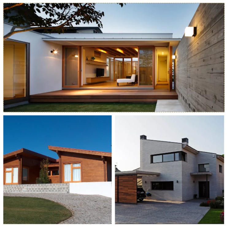 press profile homify Modern houses