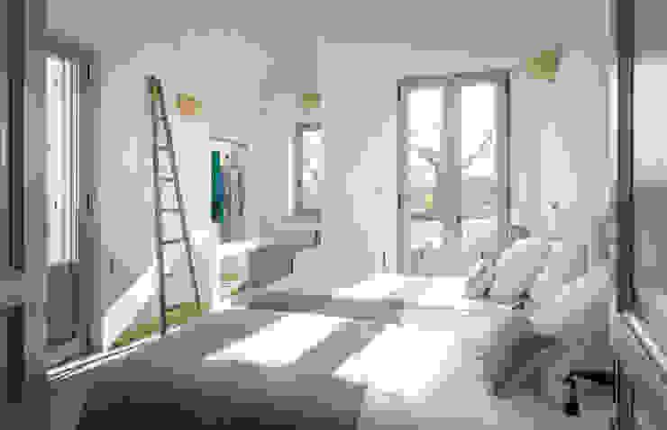 Quartos mediterrânicos por architetto stefano ghiretti Mediterrânico