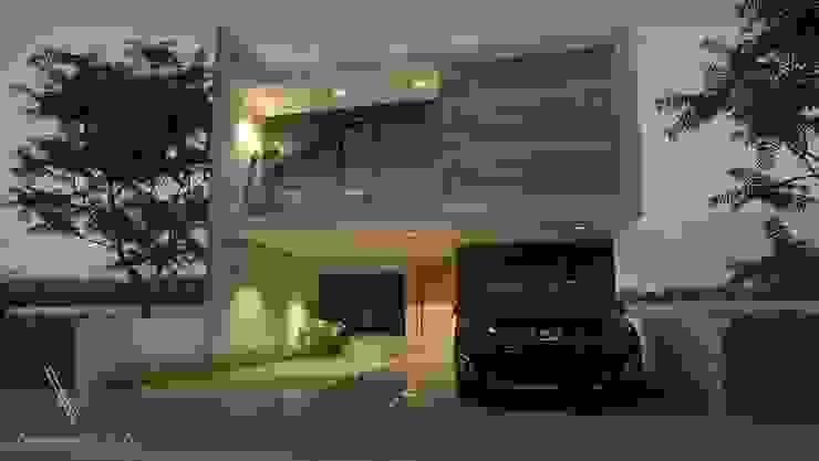 根據 V Arquitectura 現代風