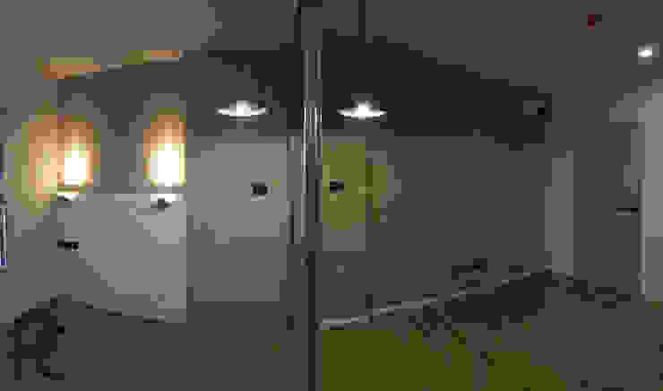 Modern loft: ที่เรียบง่าย  โดย PC Concept, มินิมัล