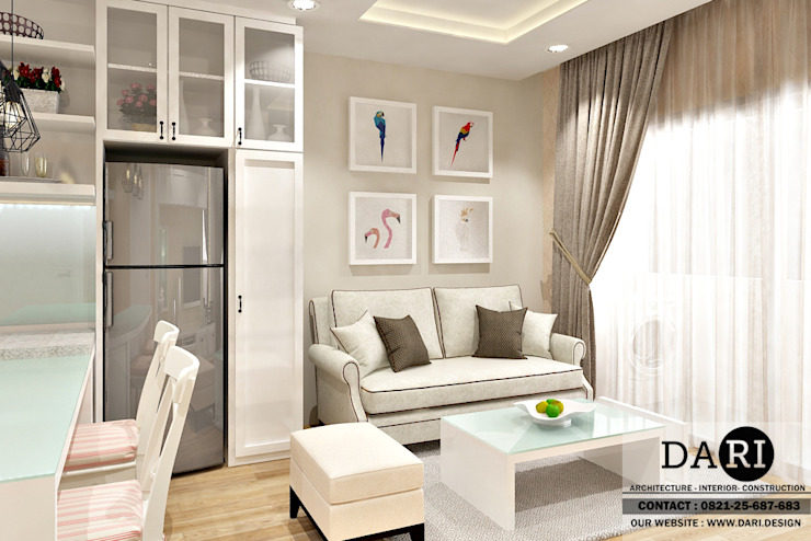living room sofa Oleh DARI Klasik