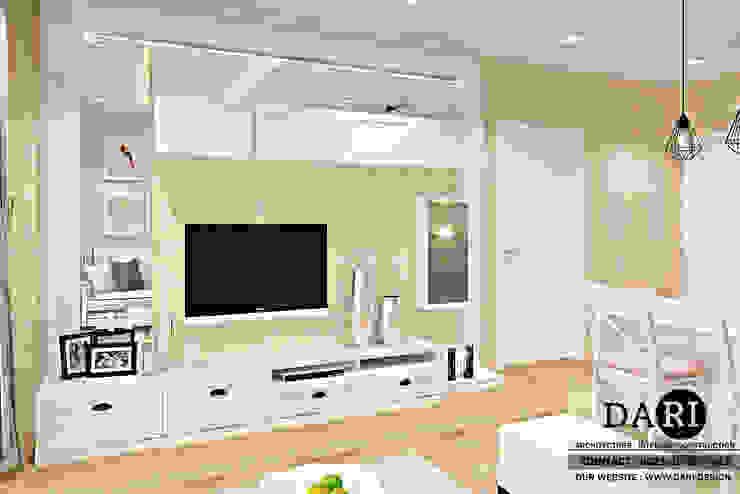 living room cabinet Oleh DARI Klasik