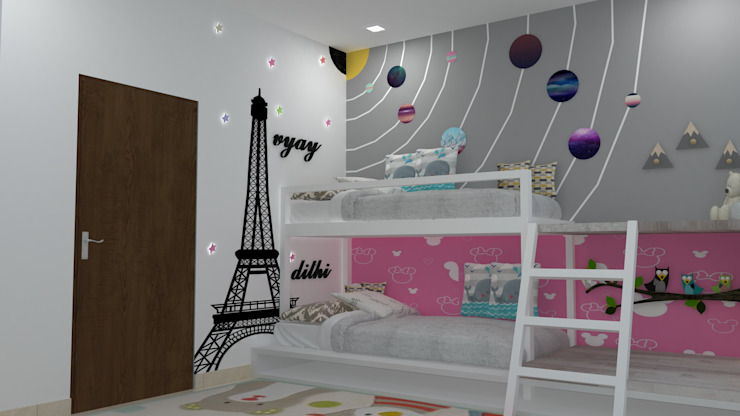 CHILDREN BED ROOM by homify