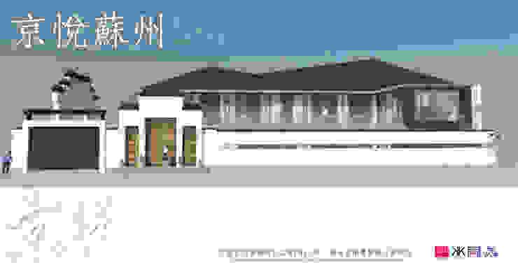 京悅蘇州文人林園 根據 京悅室內裝修設計工程(有)公司|真水空間建築設計居研所 日式風、東方風