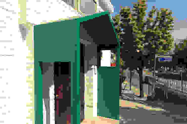 Casas modernas de atelierBASEMENT Moderno
