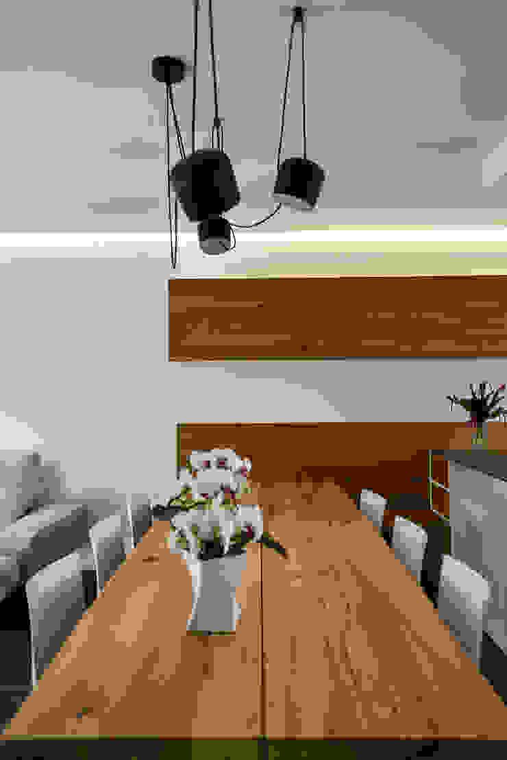 Moderne eetkamers van Claude Petarlin Modern Hout Hout
