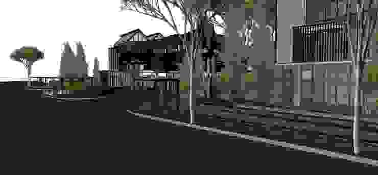 Royal Sentul Park LRT, apartmen, mall dan ruko (mix used) Oleh CV. Lanskap Indonesia