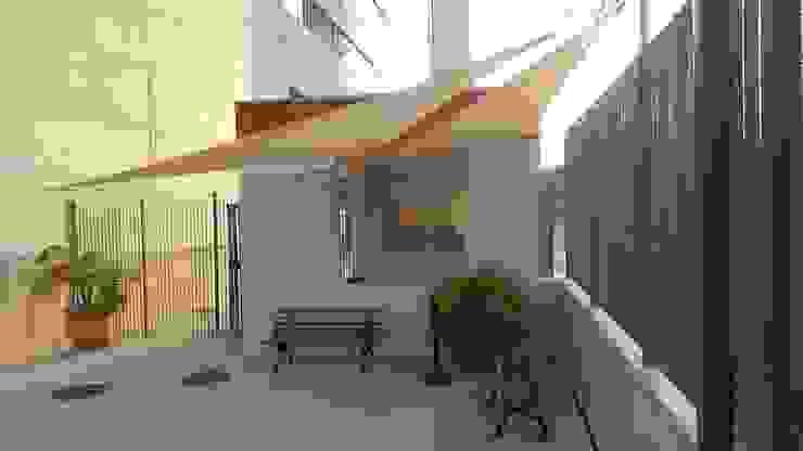 Balcones y terrazas modernos de homify Moderno Plástico