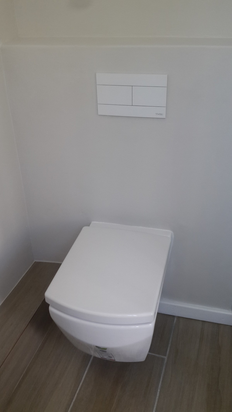 Brand New Toilet Sea Point by CPT Painters / Painting Contractors in Cape Town
