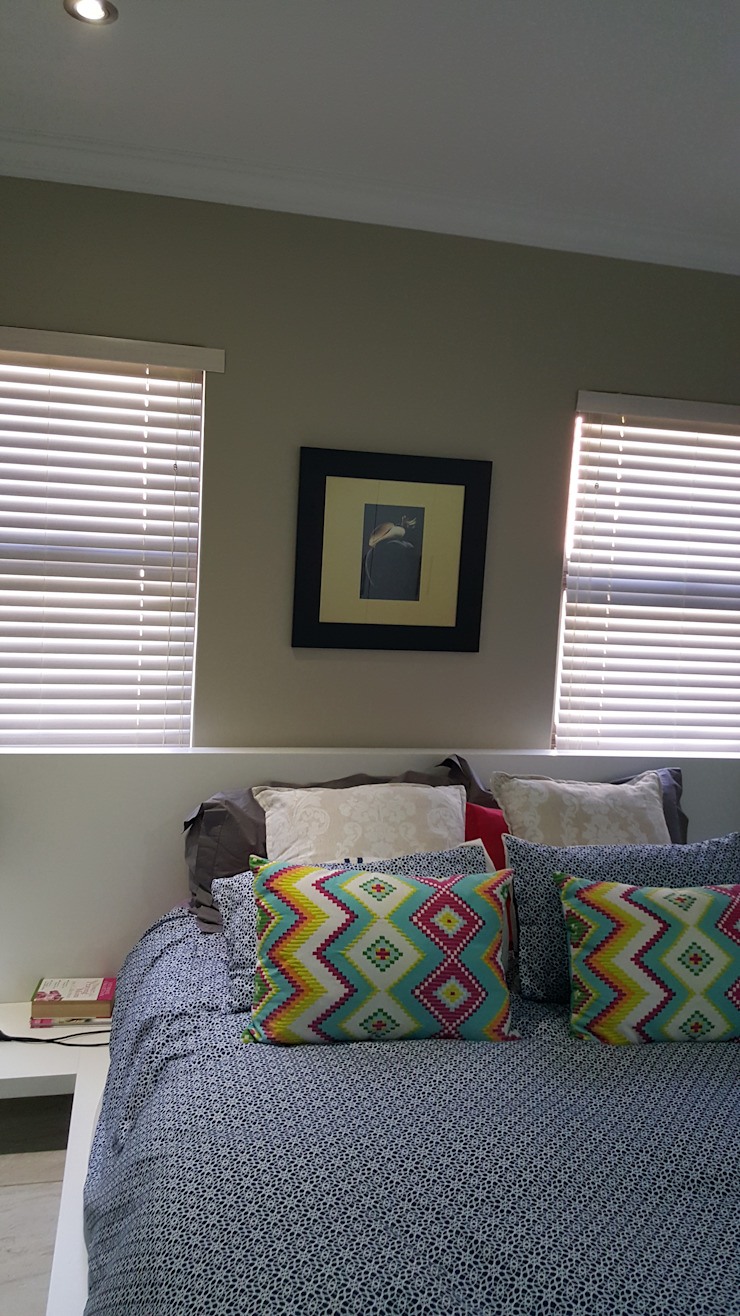 Modern style bedroom by SOJE Interior, Design and Decor PTY (Ltd) Modern