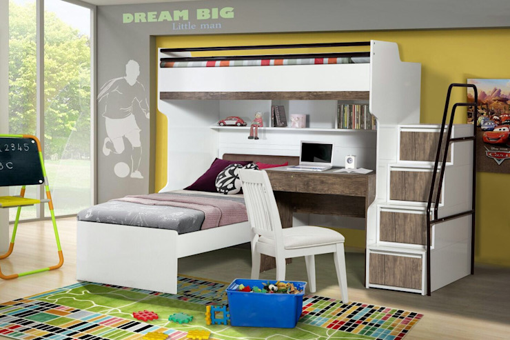 Bunk Bed Sets Homify