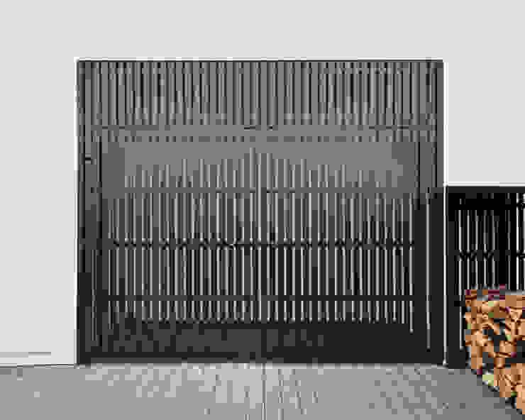 Garajes de estilo moderno de Klaus Mäs Architektur Moderno