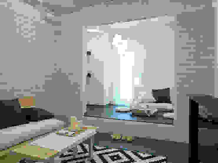 Modern Living Room by 달달하우스 Modern