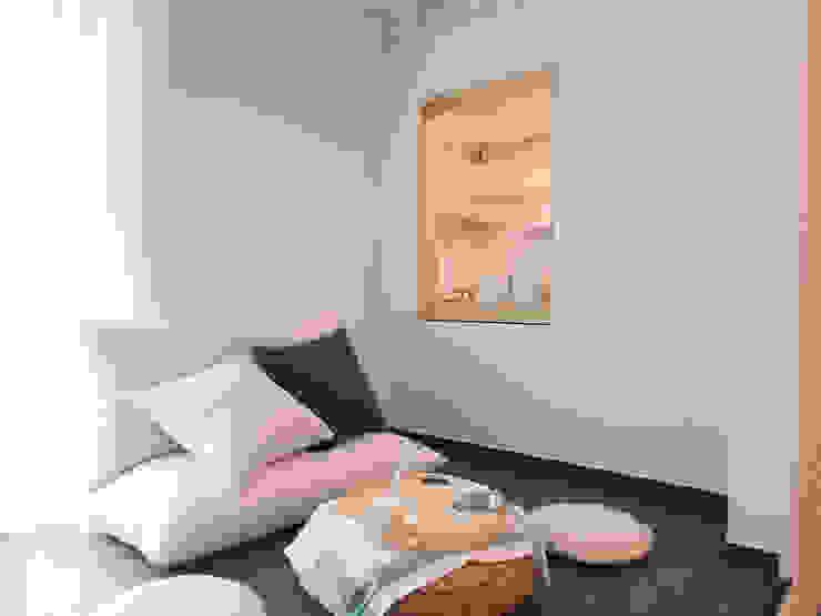 Living room by 달달하우스