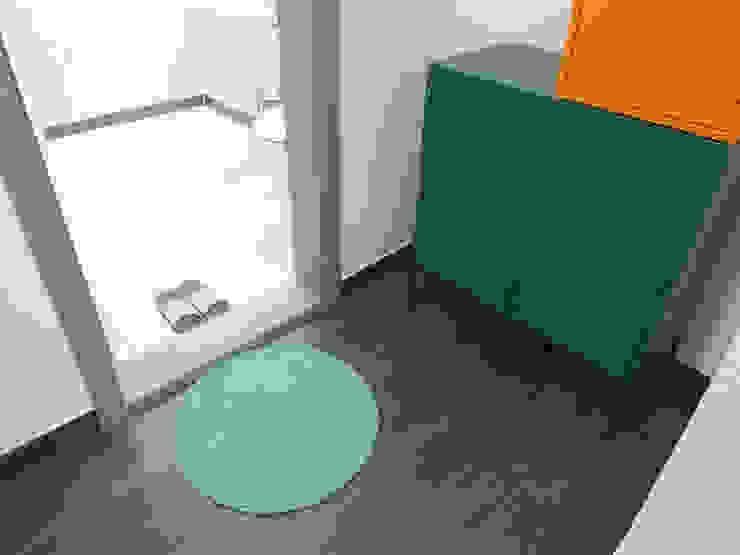 압구정 한양아파트 리모델링 모던스타일 미디어 룸 by 달달하우스 모던