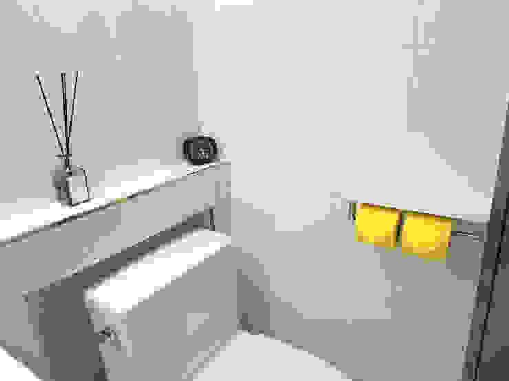Modern Bathroom by 달달하우스 Modern