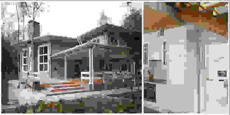 13 Fotos de una casa preciosa ¡Es más grande de lo que parece! de homify Rústico