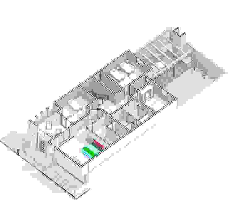 arquitecto9.com Їдальня Дерево-пластичний композит Сірий