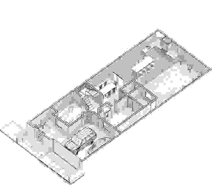 arquitecto9.com Окремий будинок Бетон