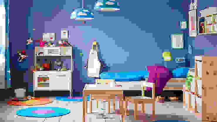 Thương hiệu Nội Thất Hoàn Mỹ Modern nursery/kids room