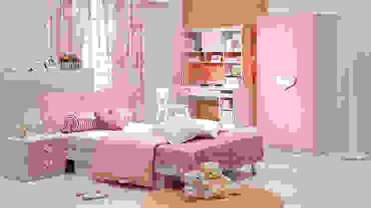 Dormitorios infantiles de estilo moderno de Thương hiệu Nội Thất Hoàn Mỹ Moderno