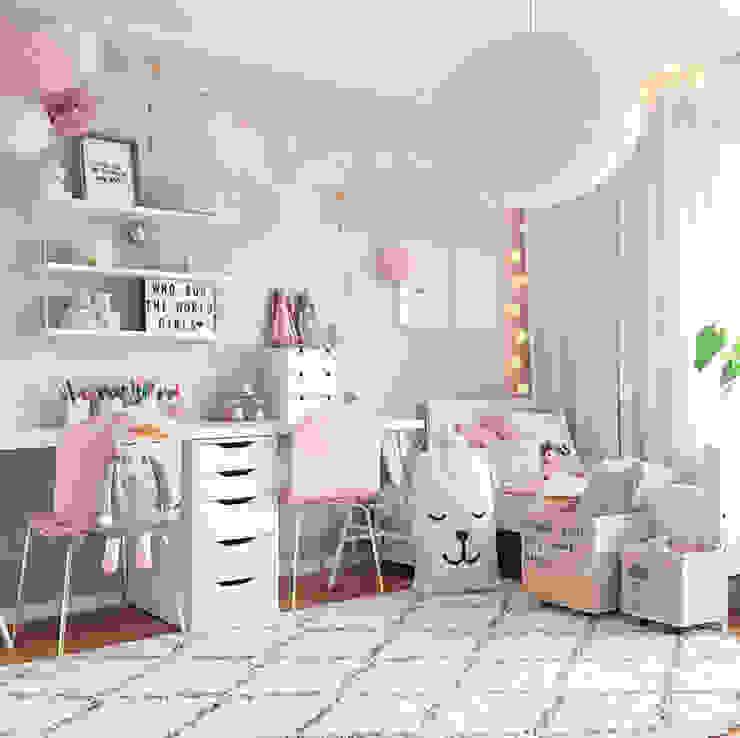 Thương hiệu Nội Thất Hoàn Mỹ Modern style bedroom