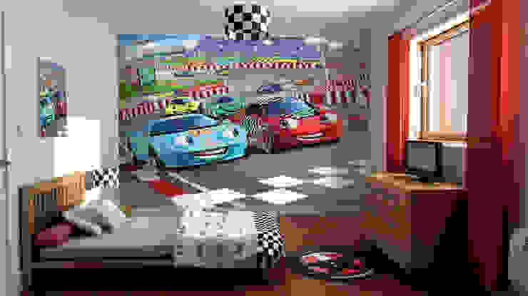 Dormitorios de estilo moderno de Thương hiệu Nội Thất Hoàn Mỹ Moderno