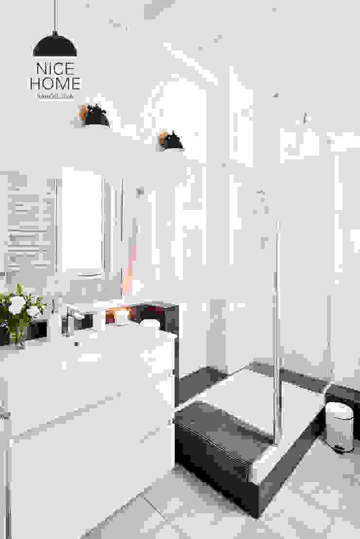 Nice home barcelona Mediterranean style bathrooms