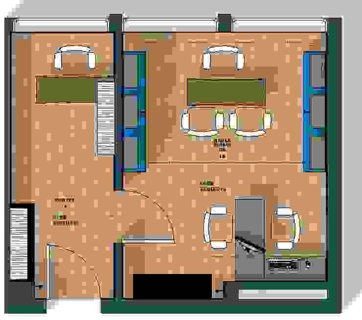 Floor plan by Design & Things