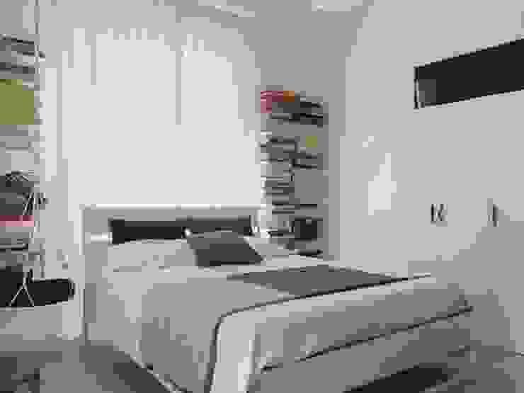Kamar Tidur Gaya Skandinavia Oleh Home Lifting Skandinavia