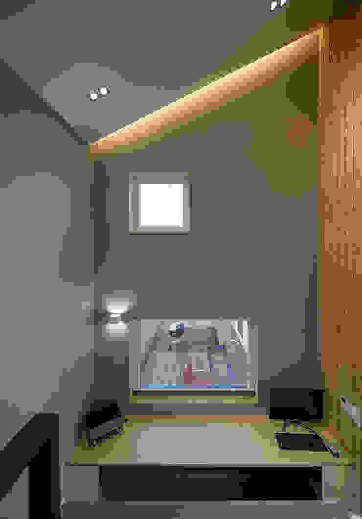 Modern nursery/kids room by 소하 건축사사무소 SoHAA Modern