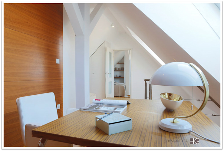 Münchner home staging Agentur GESCHKA Study/office
