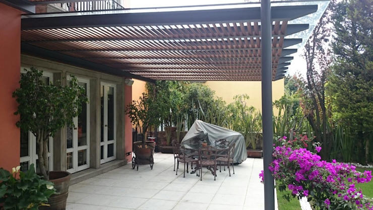 Terrace by Materia Viva S.A. de C.V.,