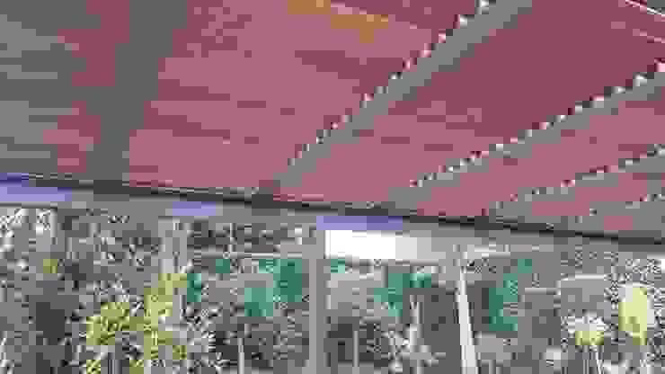 Roof by Materia Viva S.A. de C.V.,