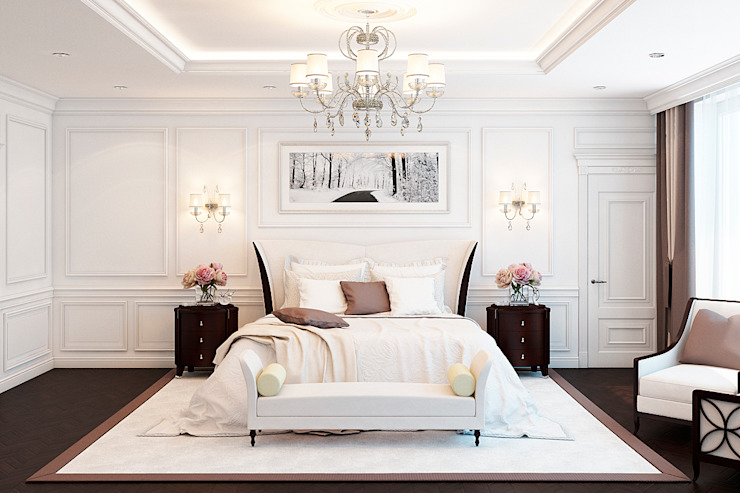 Bedroom by Space Options