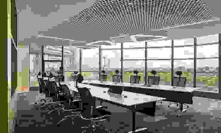 Aedas-designed Unilever Headquarters in Indonesia inaugurates by Architecture by Aedas