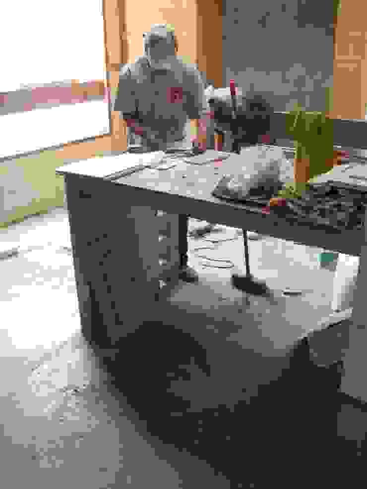Remodelacion Cocina D Arquitotal SAC KitchenBench tops